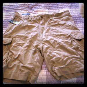 NWT Polo Ralph Lauren Cargo Khaki shorts 42 42T